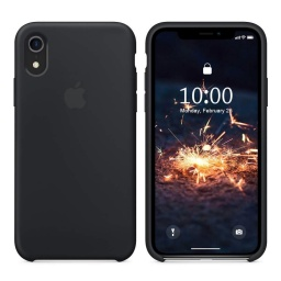 Silicona Simil Original iPhone Xr Blister