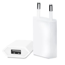 Cargador de Pared 1 Amp Iphone 6- 7- 8- Plus- X- 11