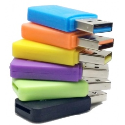Lector De Tarjetas De Memoria Micro Sd A Usb 2.0