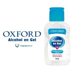 Alcohol Antibacterial En Gel Oxford 40gr