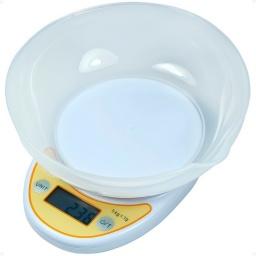 Balanza Digital Cocina Bols Repostería De 0,1g a 1Kg