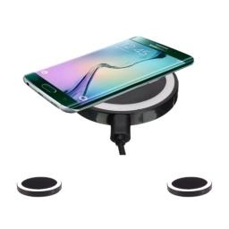 Cargador Qi Wireless Charger Aro