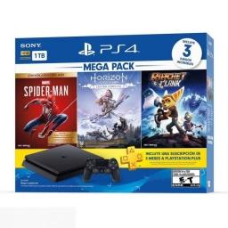 Playstation 4 Slim 1 Tb MegaPack Hits 15