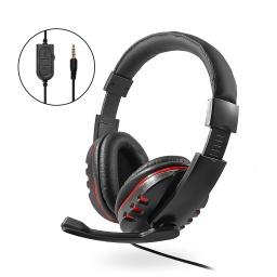 Auriculares Gamer Con Microfono Para Ps4 Xbox Pc Celular