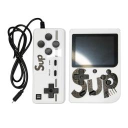 Consola Retro Portatil Nintendo 600 Juegos + Joysticks