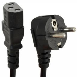 Cable De Poder Schuko 1.5 Metros