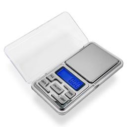Balanza Digital De Precision De Bolsillo 0,1 A 200 Gramos