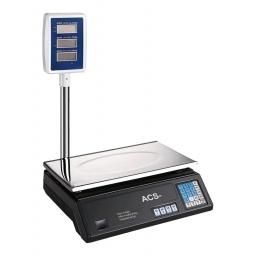 Balanza Digital De Comercio 40 Kilos Con Brazo