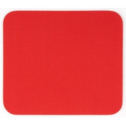 Mouse Pad Economico De Color Rojo