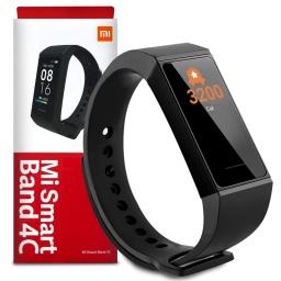 Pulsera Reloj Smartwatch Mi Band 4c Negra