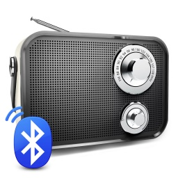 Parlante Polaroid Bluetooth Retro Con Radio Pbt5338