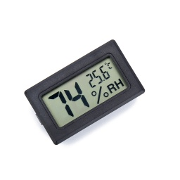 Mini Termómetro De Humedad Digital Con Sensor