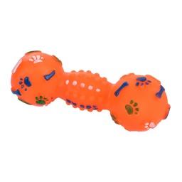Hueso De Goma Con Chifle Mascota 16 Cm