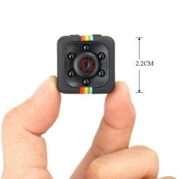 Mini Camara Espia Vga Dvr Micro Sd Grabadora Recargable