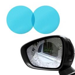 Film Protector Para Espejo De Auto Moto Circular