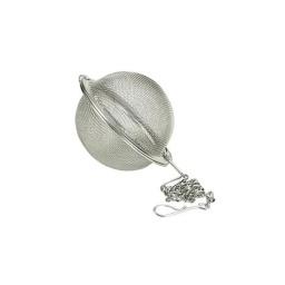 Infusor De Té Esfera Con Cadena Colador 8 Cm
