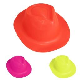 Sombrero Cotillón Fluor