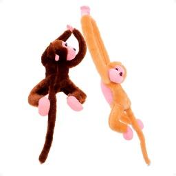 Peluche De Abrazo Mono Con Sonido