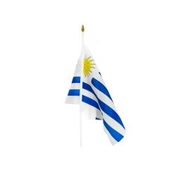 Bandera Uruguay 30x45