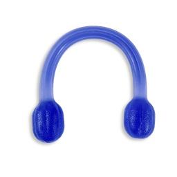 Banda Elástica para Gimnasia Silicona Azul 31X3 CM