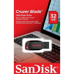 PENDRIVE 16GB SCANDISK NEGRO