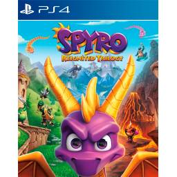 Juego PlayStation 4 (PS4) Spyro Reignited Trilogy