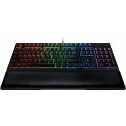 Teclado Gamer Gaming Con Luz Razer Ornata Chroma