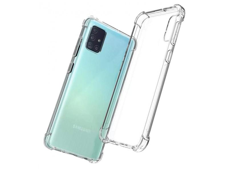 Protector Acrílico Clear Anti Shock Samsung A71